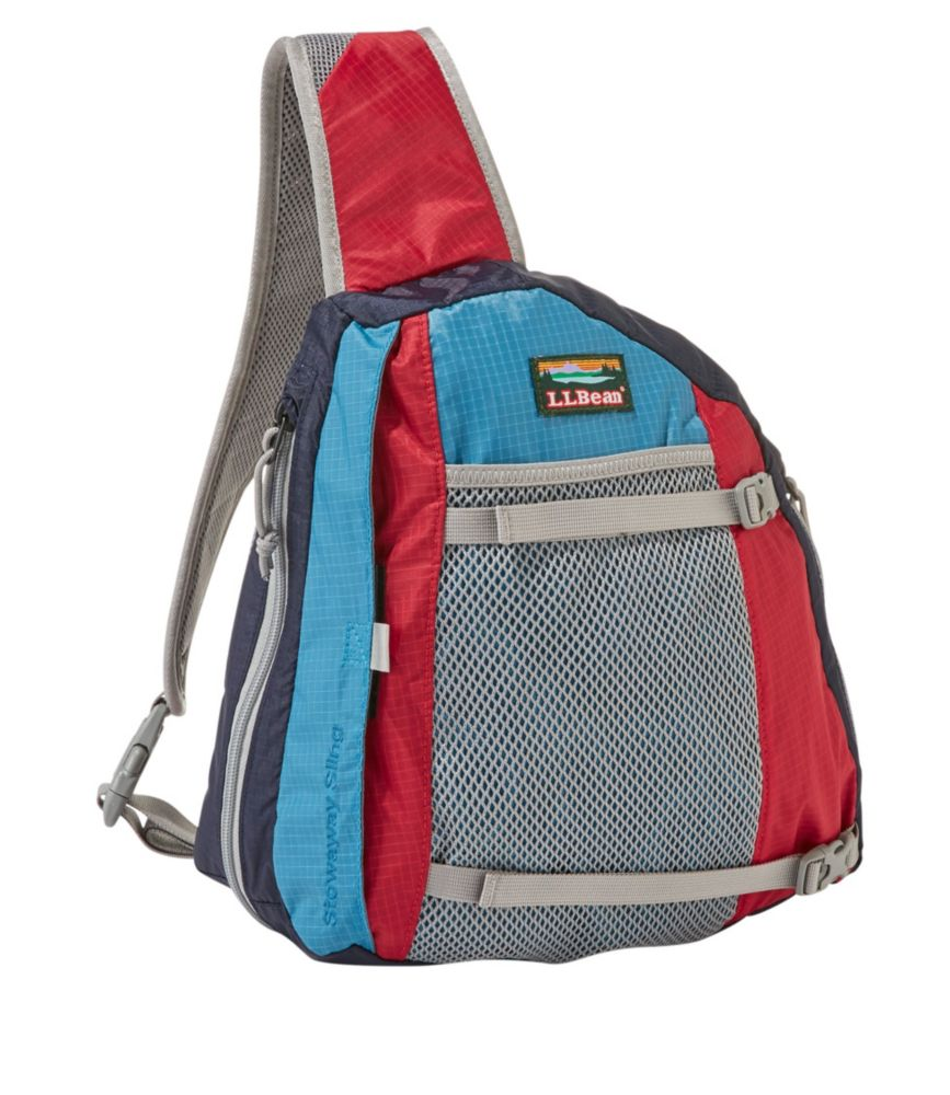 photo: L.L.Bean Stowaway Sling Pack daypack (under 35l)