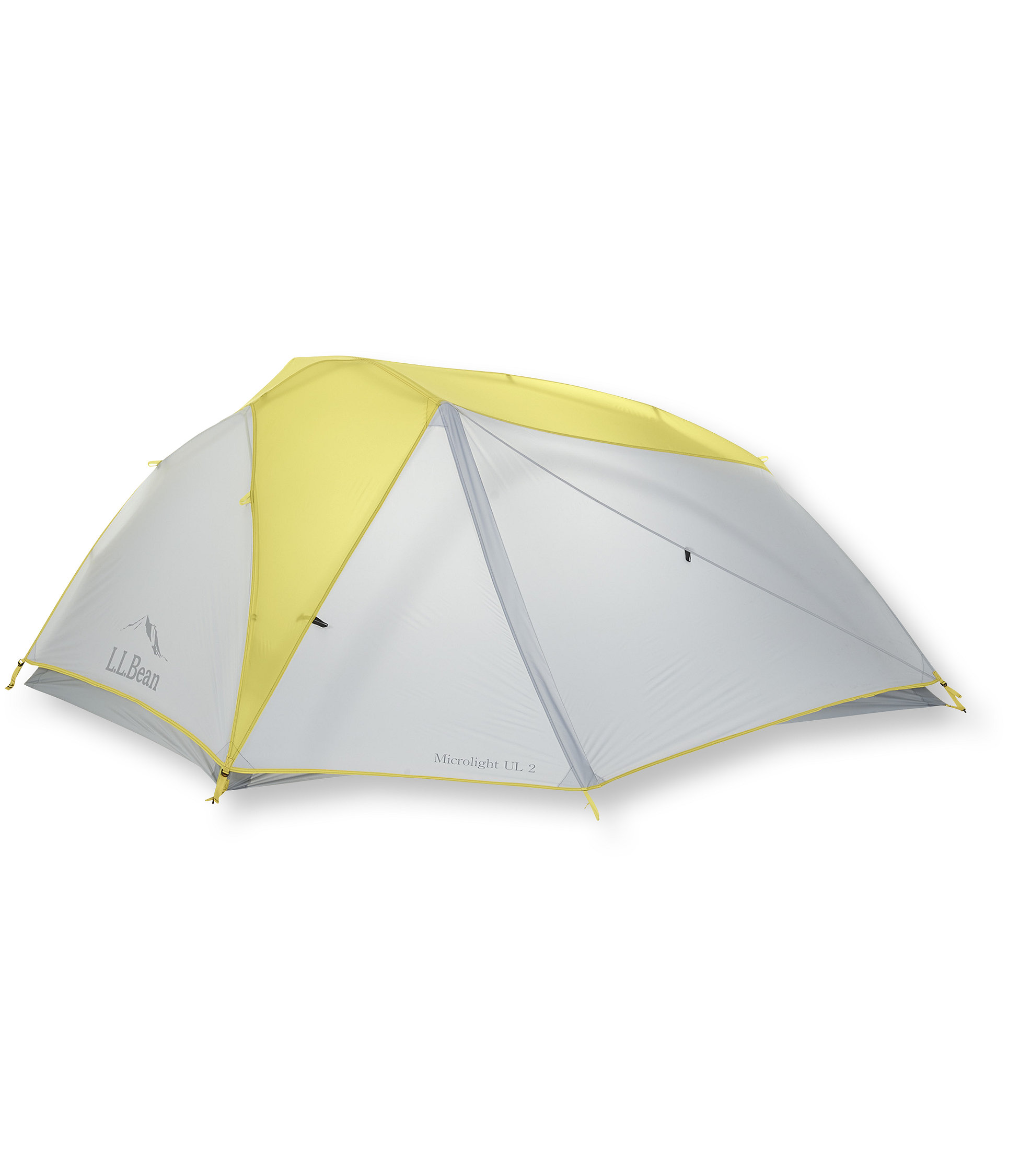 photo: L.L.Bean Microlight UL 2P three-season tent