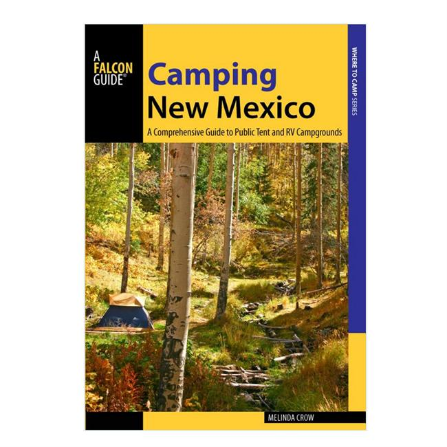 Falcon Guides Camping New Mexico