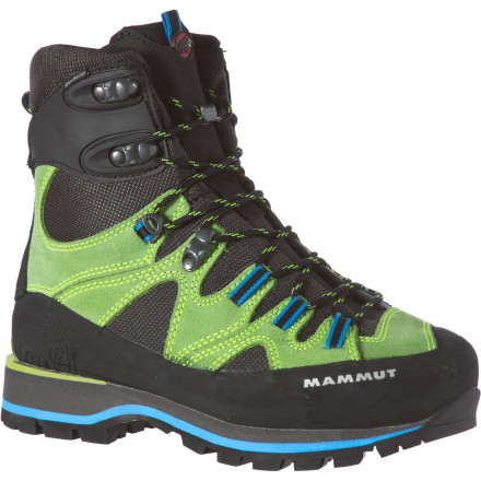 photo: Mammut Women's Monolith GTX mountaineering boot