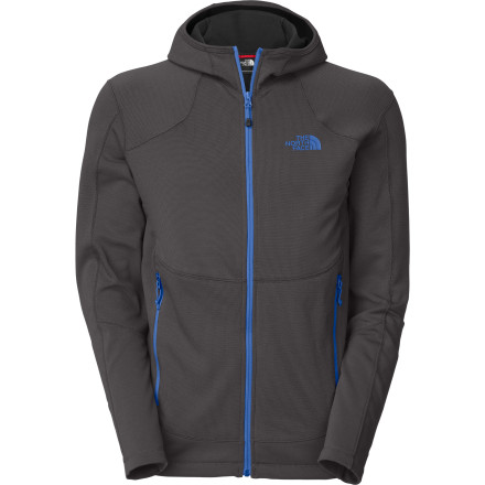 photo: The North Face Arc Full Zip Hoodie fleece jacket