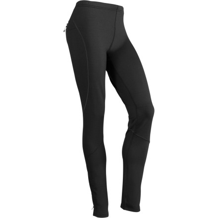 photo: Smartwool Women's TML Light Stretch-Terry Tight base layer bottom