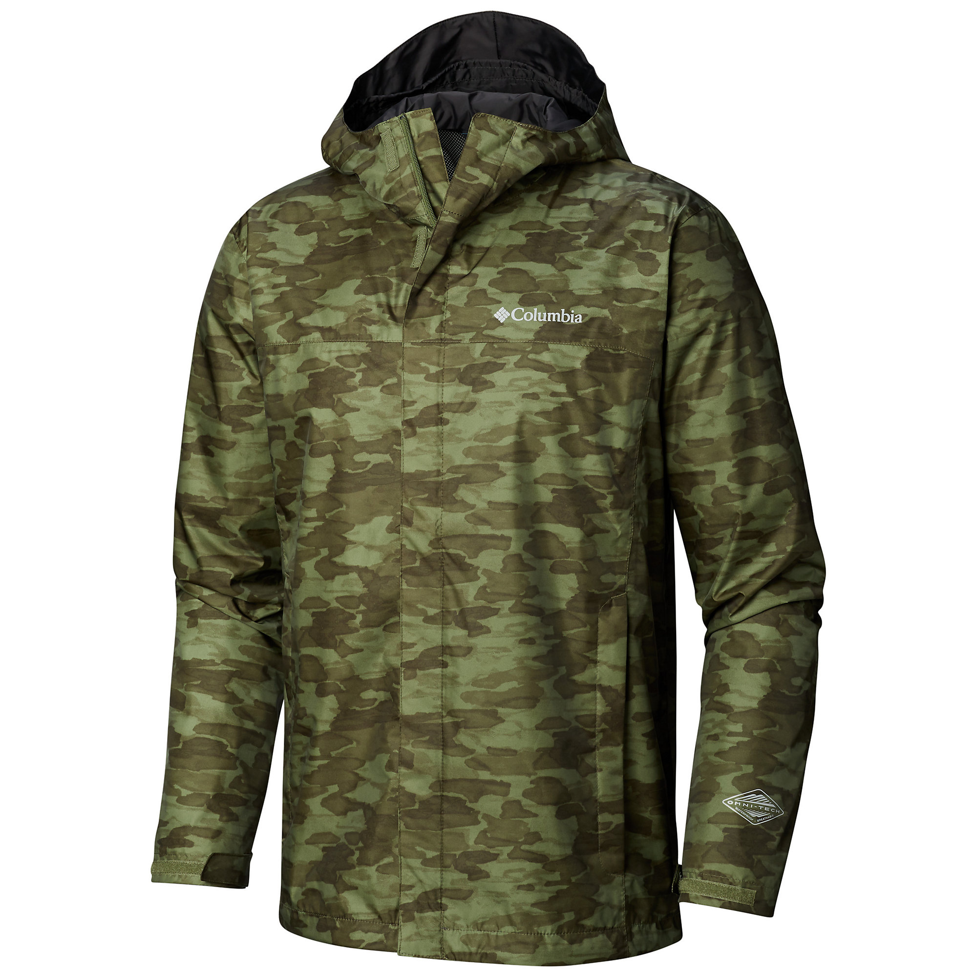 photo: Columbia Watertight Printed waterproof jacket