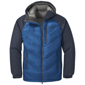 Outdoor Research Alpine Down Hooded Jacket