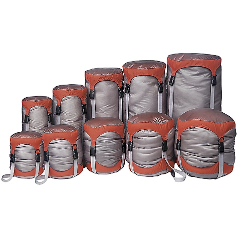photo: Outdoor Research Helium Compression Sacks compression sack