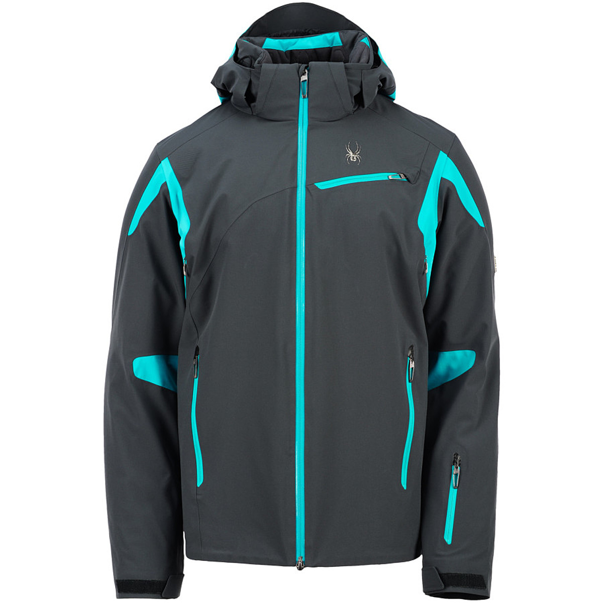 photo: Spyder Alyeska Jacket snowsport jacket
