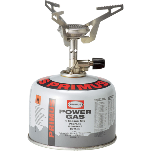 photo: Primus Express Stove compressed fuel canister stove