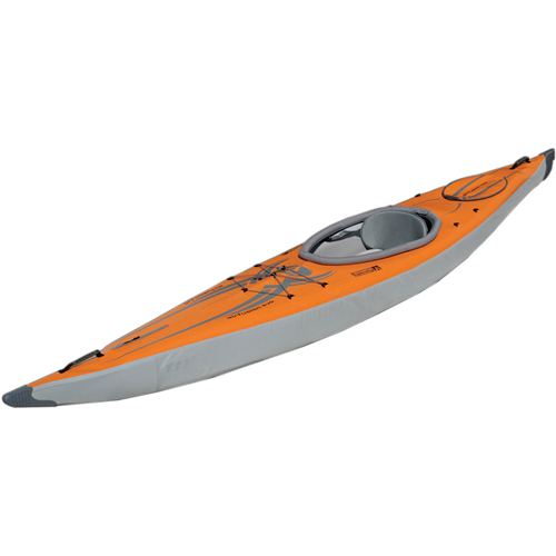 photo: Advanced Elements AirFusion EVO inflatable kayak
