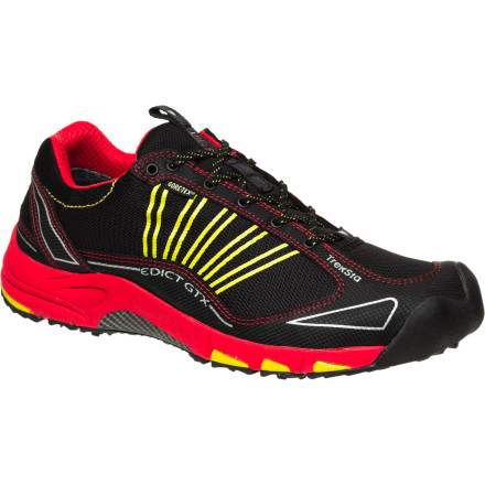 photo: TrekSta Edict GTX trail running shoe