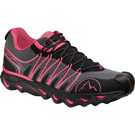 photo: La Sportiva Women's Quantum trail running shoe