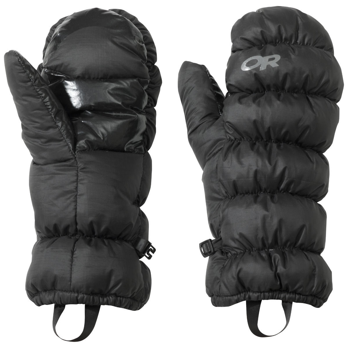 photo: Outdoor Research Transcendent Down Mitts insulated glove/mitten