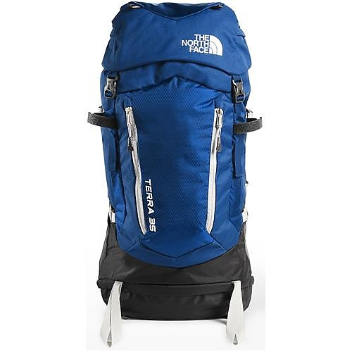 photo: The North Face Terra 35 overnight pack (35-49l)