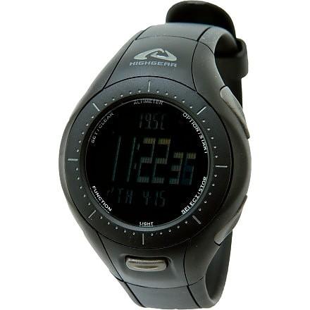 photo: Highgear Altiforce altimeter watch