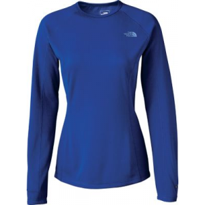 photo: The North Face Women's Warm L/S Crew Neck long sleeve performance top