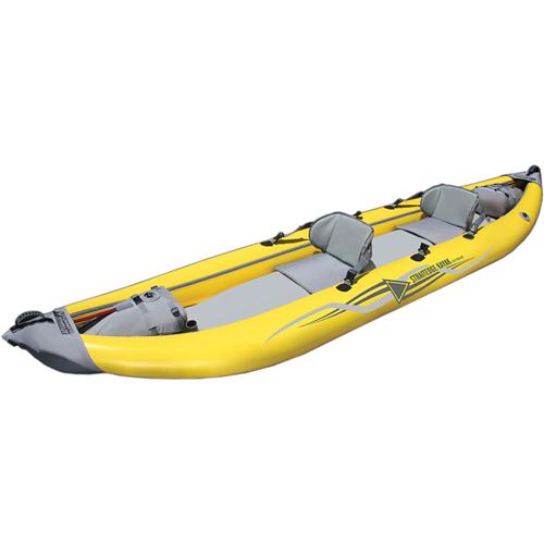 photo: Advanced Elements StraitEdge2 Tandem inflatable kayak