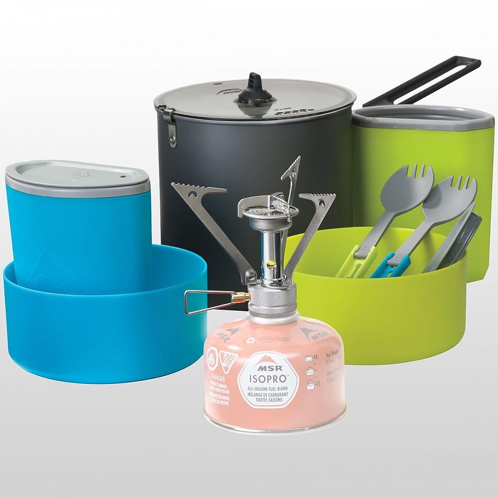 photo: MSR PocketRocket Stove Kit compressed fuel canister stove