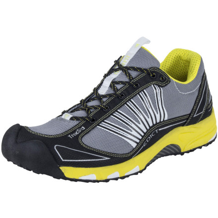 photo: TrekSta Edict II trail running shoe
