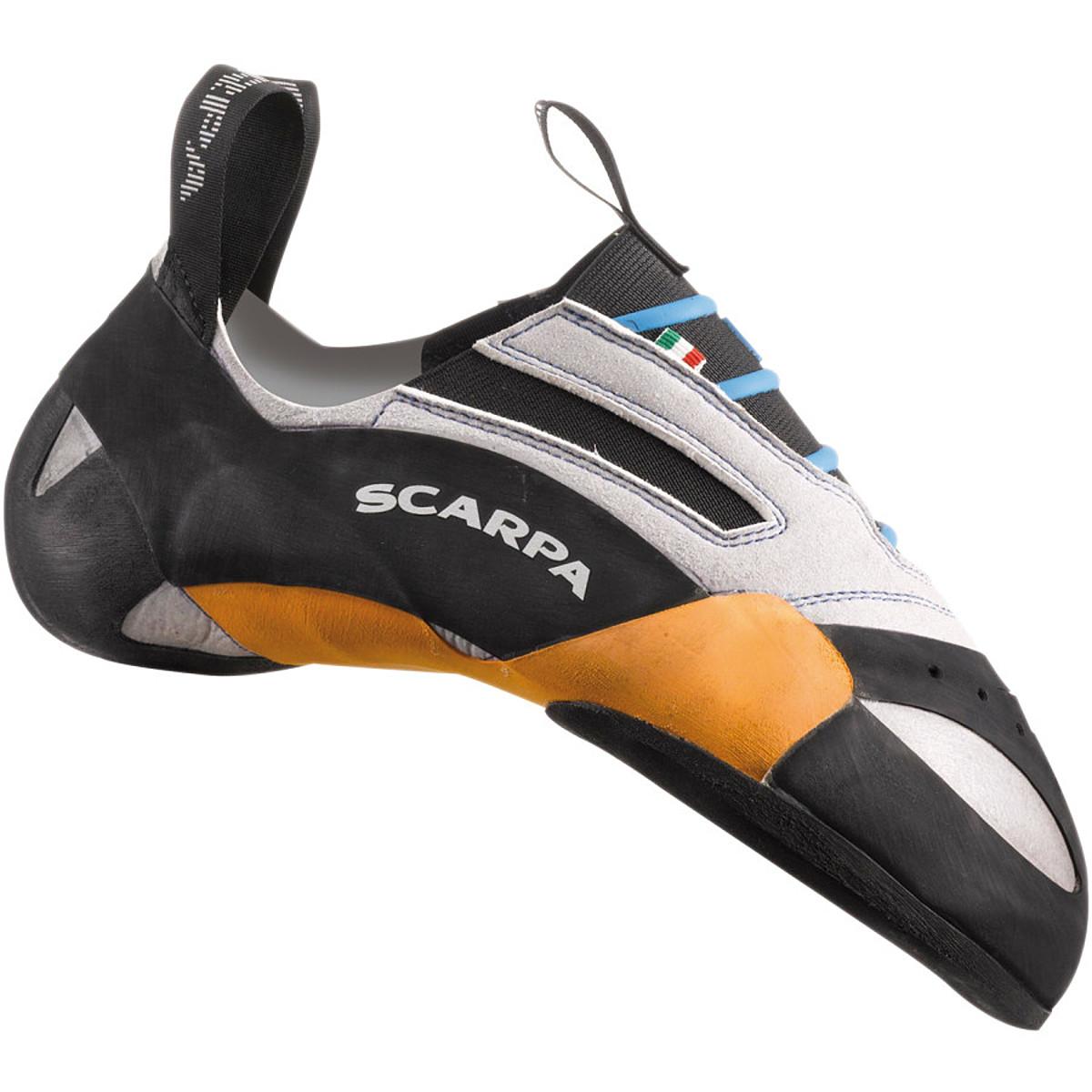 photo: Scarpa Stix climbing shoe