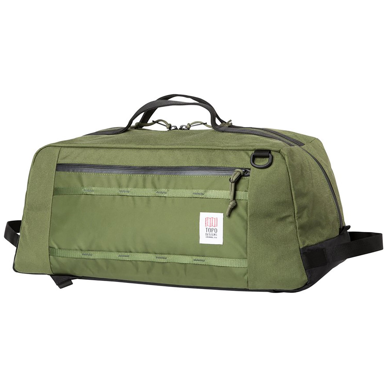 photo: Topo Designs Mountain Duffel pack duffel