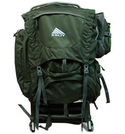 photo: Kelty Tioga external frame backpack