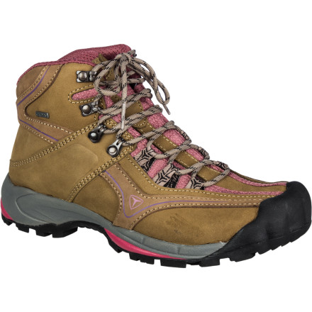 photo of a TrekSta hiking boot