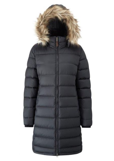 photo: Rab Deep Cover Parka down insulated jacket