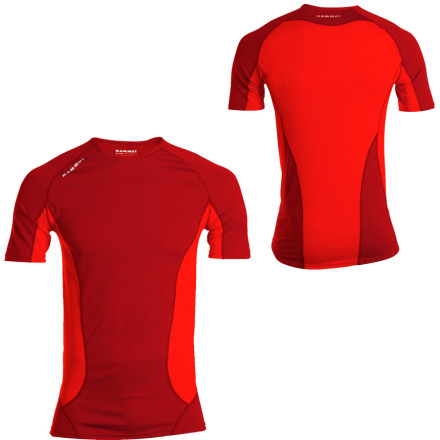 photo: Mammut Men's All-Year T-shirt base layer top