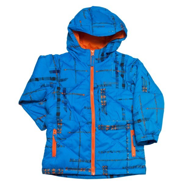photo: Columbia Adrenaline Jacket synthetic insulated jacket