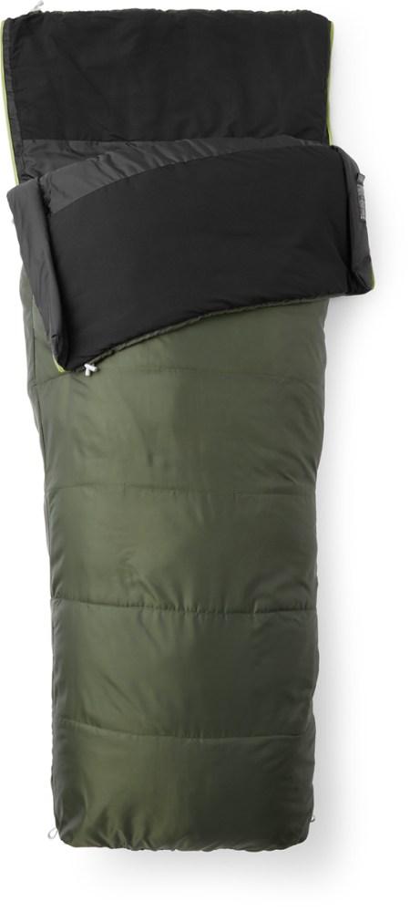 photo: Marmot Sorcerer 3-season synthetic sleeping bag