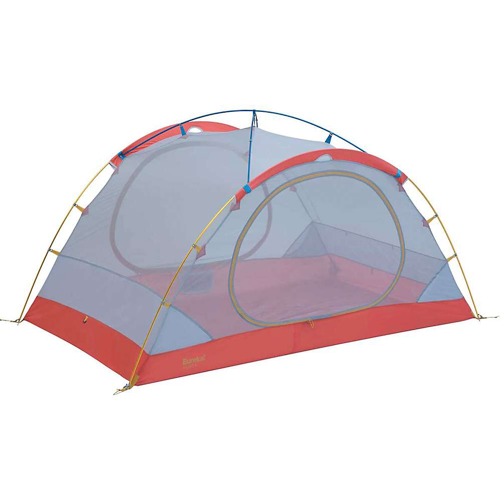 photo: Eureka! X-Loft 2 three-season tent