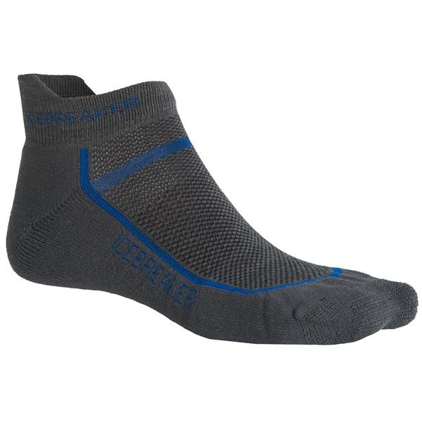 photo: Icebreaker Multisport Ultralite Micro running sock
