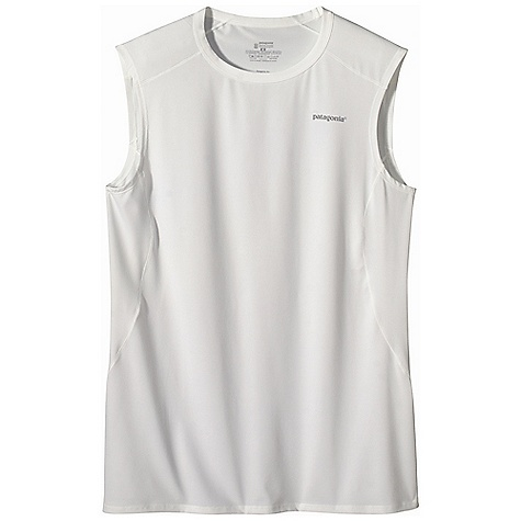photo: Patagonia Men's Capilene 1 Silkweight Stretch Tank base layer top