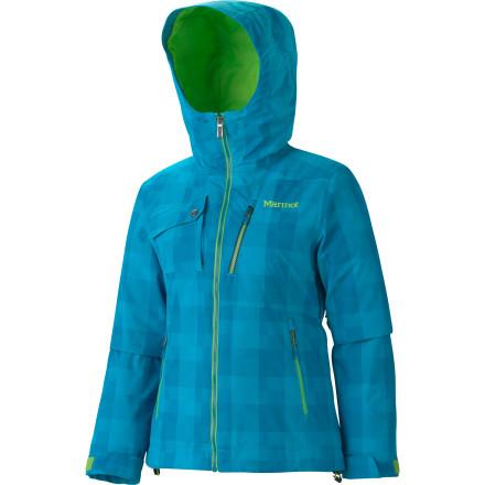 photo: Marmot Alter Ego Jacket snowsport jacket