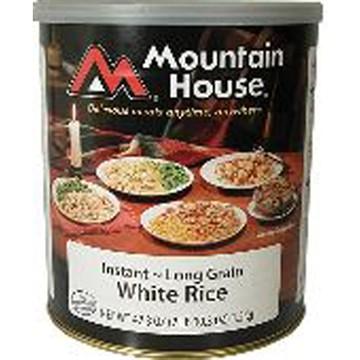 Mountain House Instant White Rice