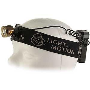 photo: Light & Motion Solite 150 headlamp