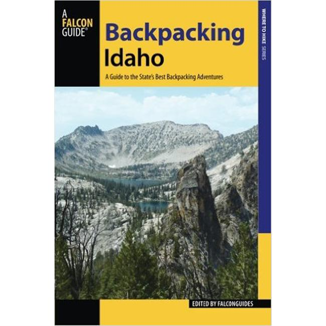 Falcon Guides Backpacking Idaho