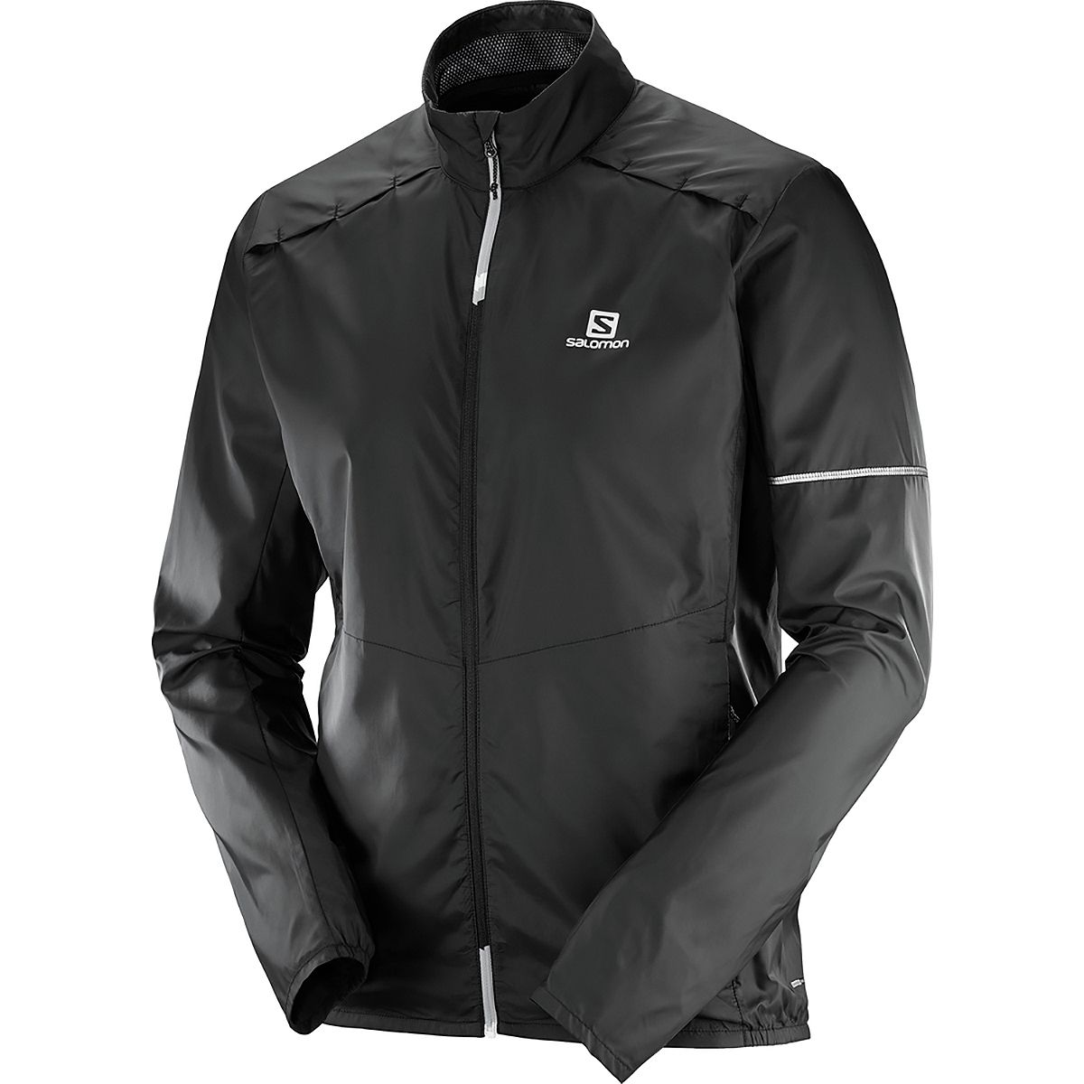 photo: Salomon Agile Jacket wind shirt