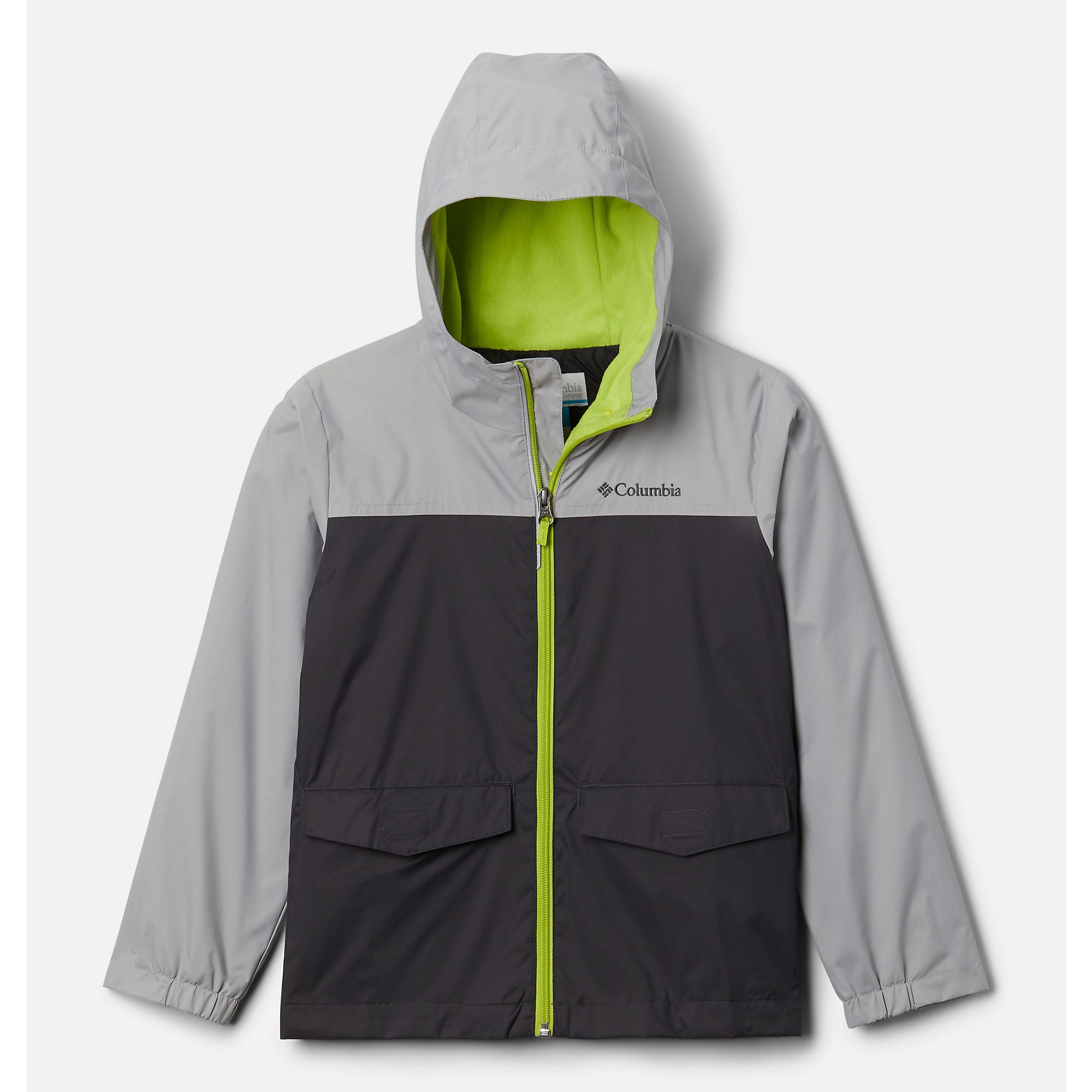 photo: Columbia Boys' Rain-Zilla Jacket waterproof jacket