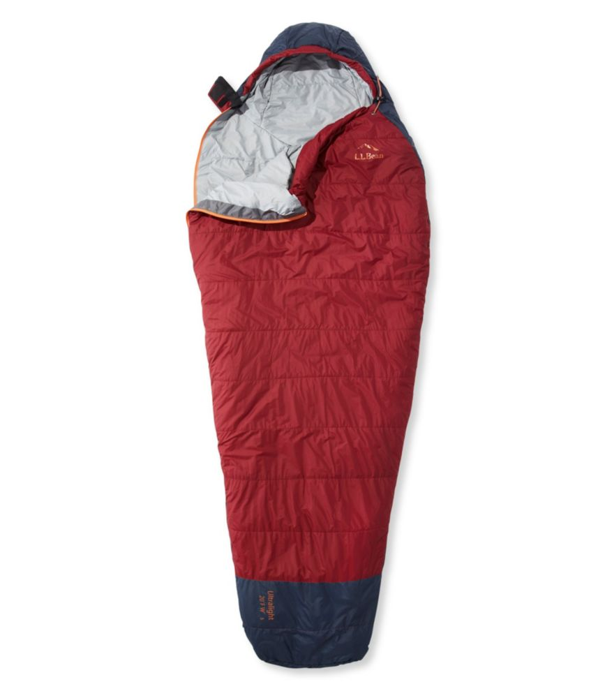 photo: L.L.Bean Ultralight Sleeping Bag, 20 Mummy 3-season synthetic sleeping bag