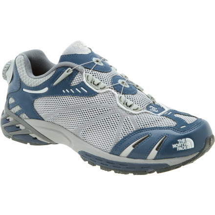 photo: The North Face Arnuva 50 Boa trail running shoe