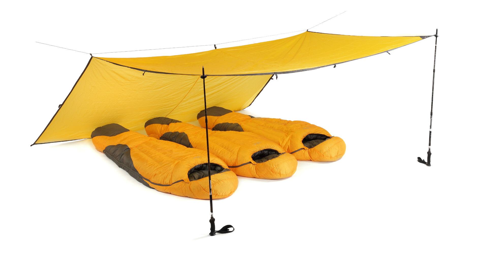 photo: Rab Siltarp 3 tarp/shelter