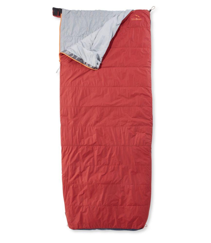L.L.Bean Ultralight Sleeping Bag, 20 Rectangular