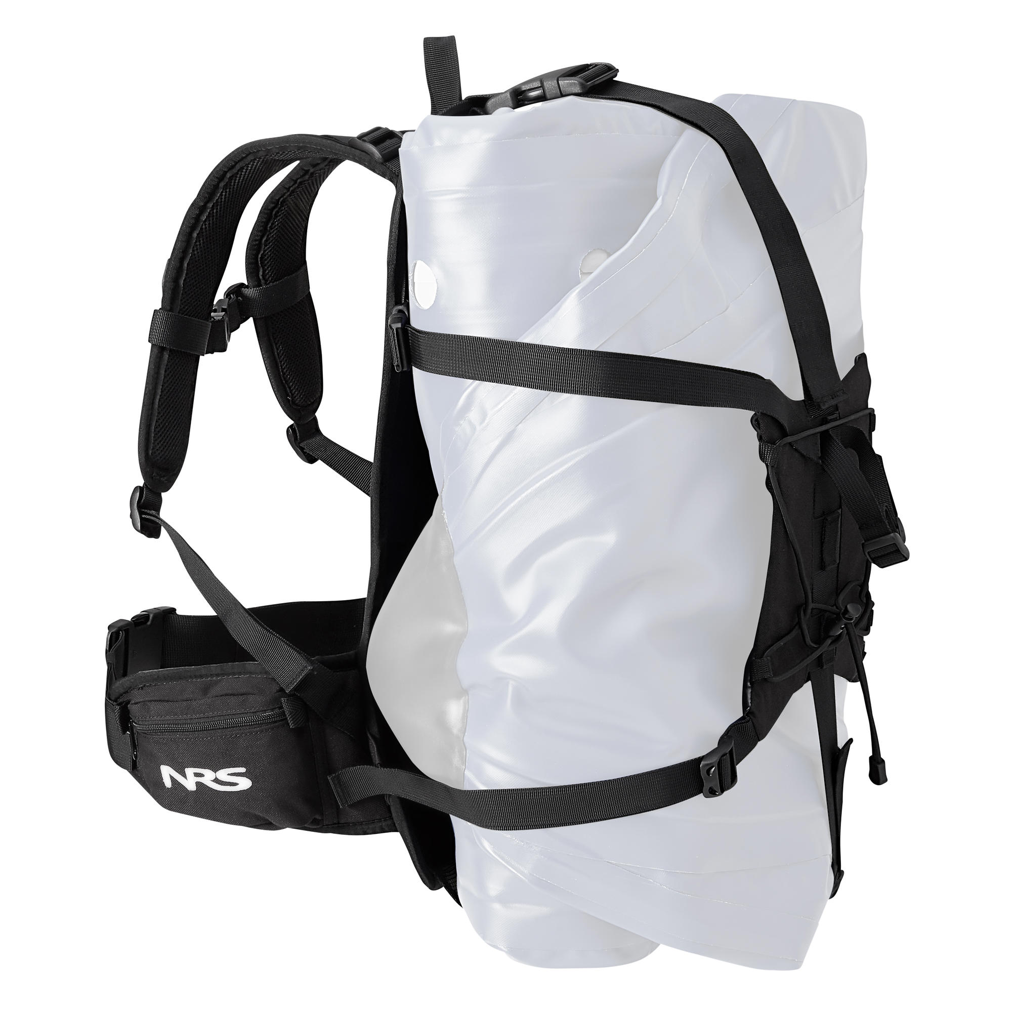 photo: NRS Paragon Pack portage pack