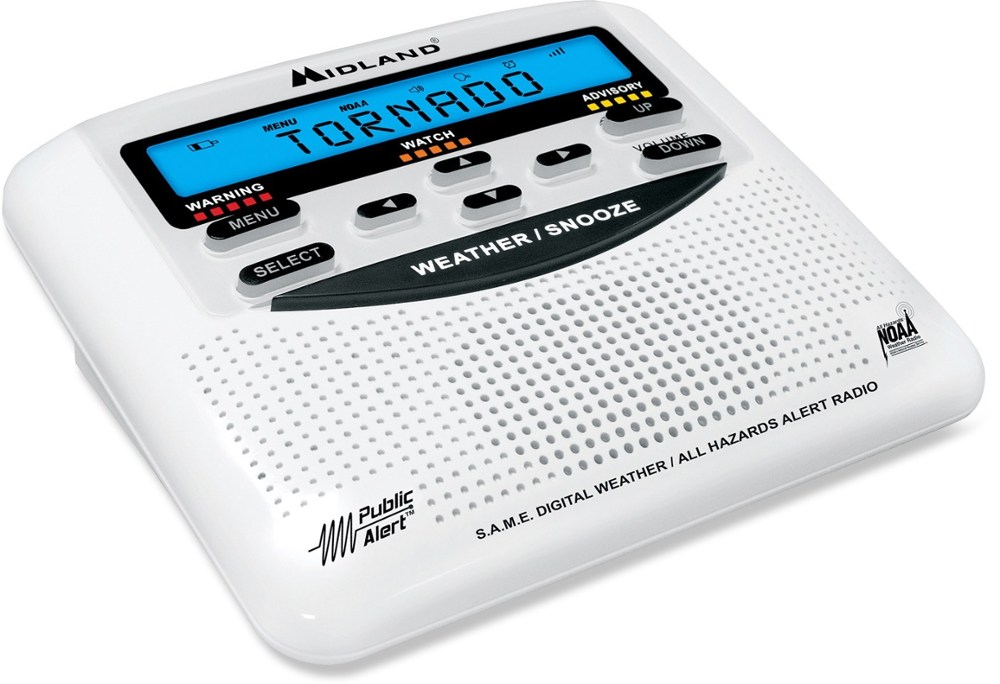 Midland WR-120 Weather Radio