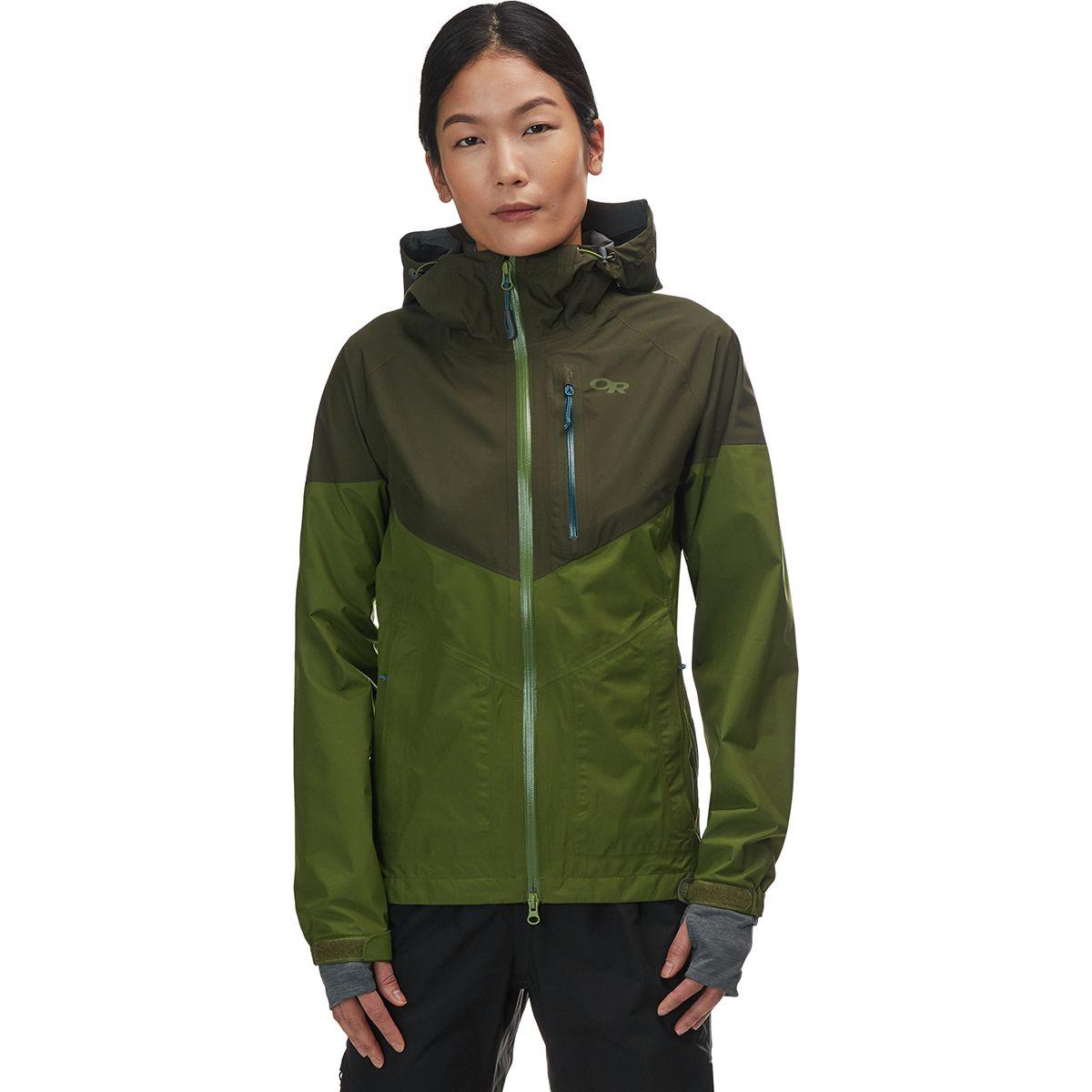 photo: Outdoor Research Aspire Jacket waterproof jacket