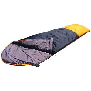 photo: Chinook Sportster Hooded Tapered 23F 3-season synthetic sleeping bag