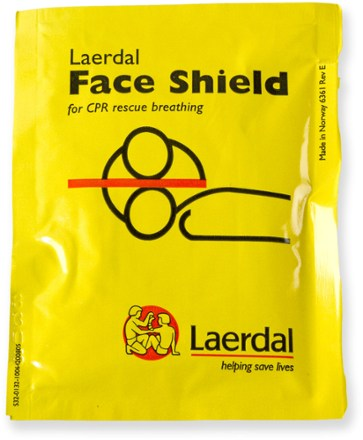 REI CPR Face Shield