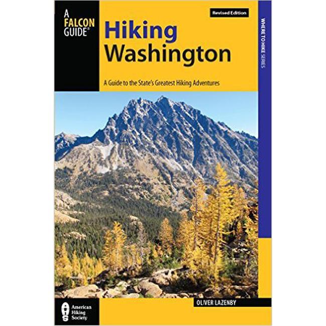 Falcon Guides Hiking Washington