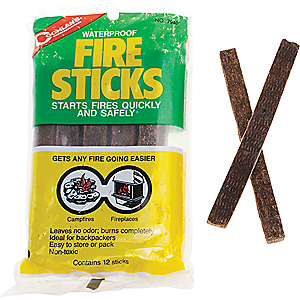 Coghlan's Waterproof Fire Sticks