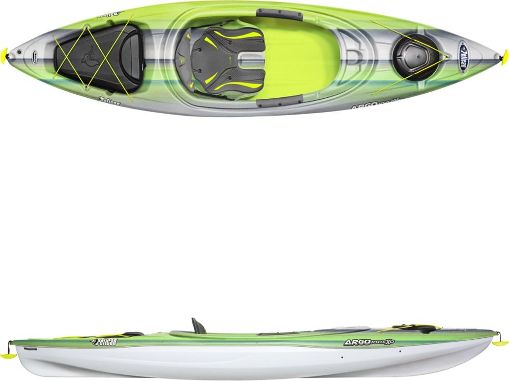 Pelican Sport Argo 100X EXO